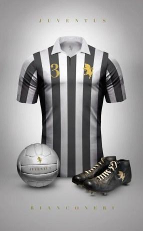 Vintage Voetbal Shirt