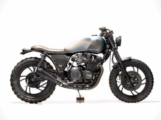 Yamaha XJ750 1