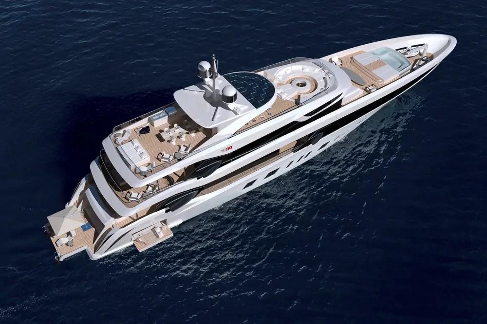 Benetti Fisker 50 super jacht 2