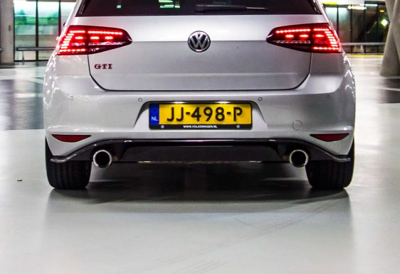 Volkswagen Golf GTI Clubsport 8