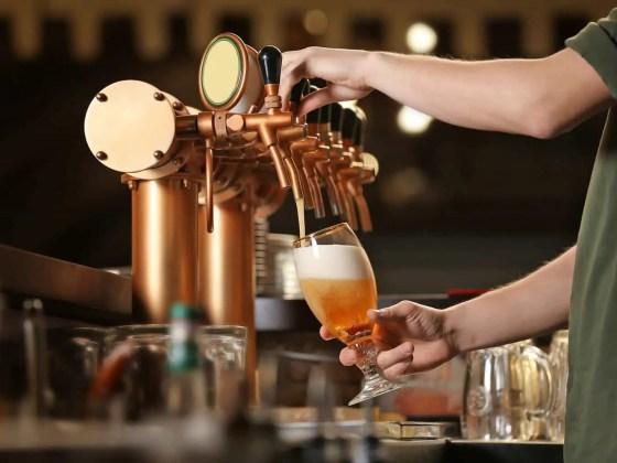 Beer Talks tappen
