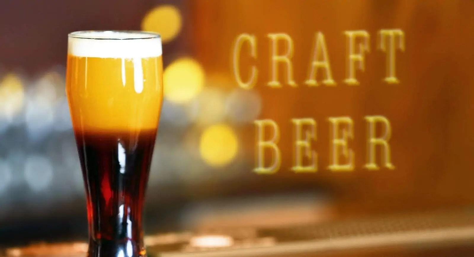 Craft beer, fresh beer