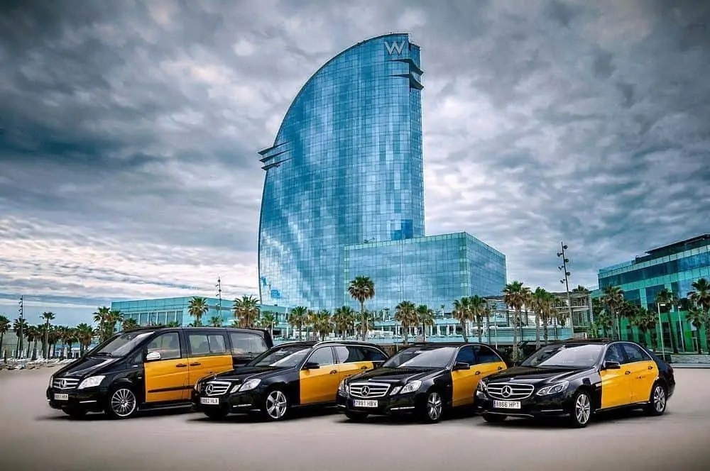 bcn-taxis