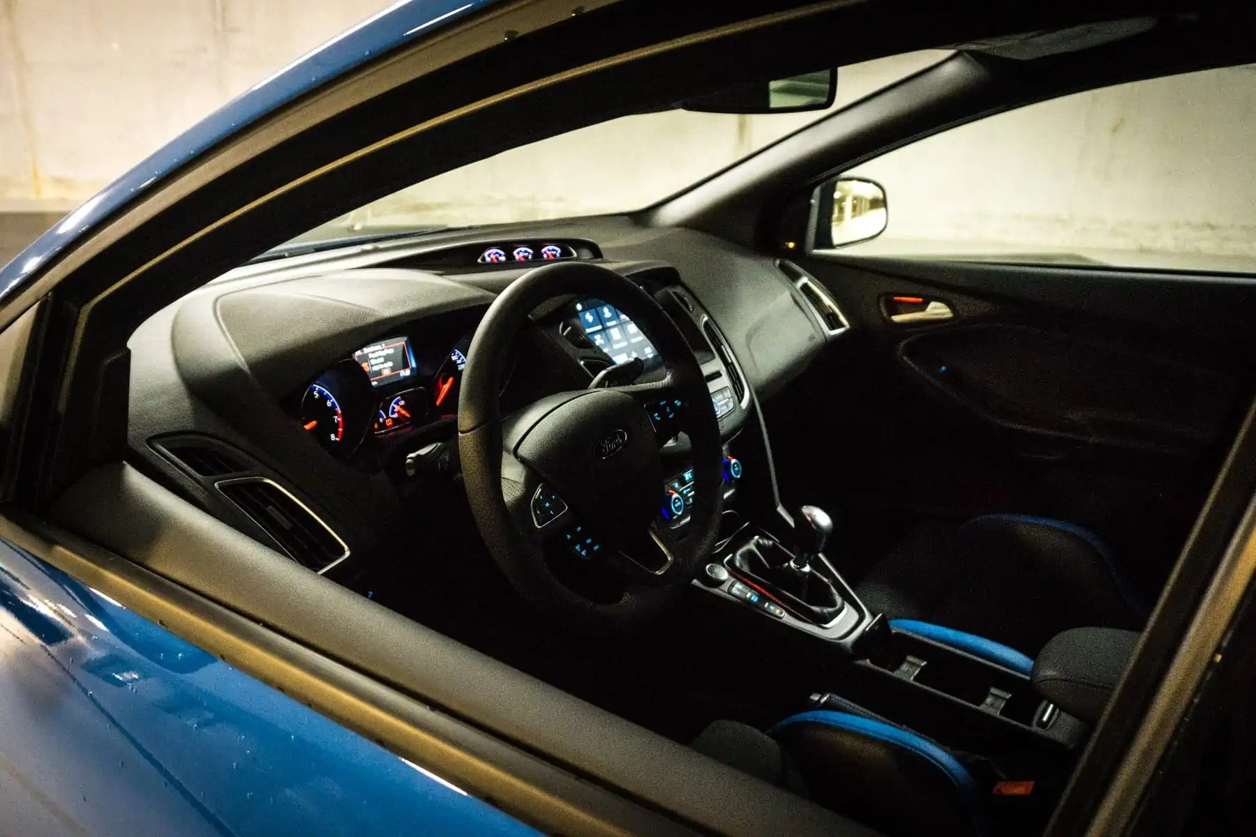 Ford Focus RS 17
