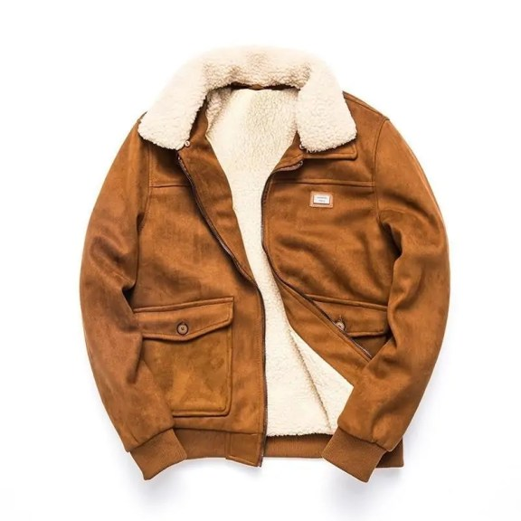 winter fleece jacket