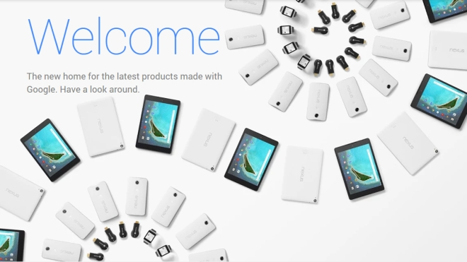 Google Launched New Online Store Exclusive For Selling