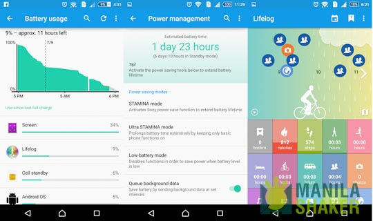 sony xperia z3+ z4 review benchmark battery ui (1 of 3)