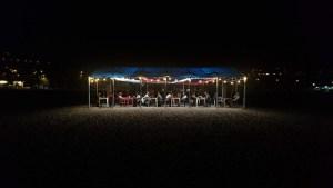 Night lowlight shot Sony Xperia Z5 Premium Compact Beach Bar