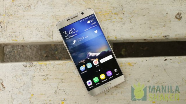 Samsung Galaxy Note7 5 Gold Platinum Review Pictures Images Philippines (3 of 27)