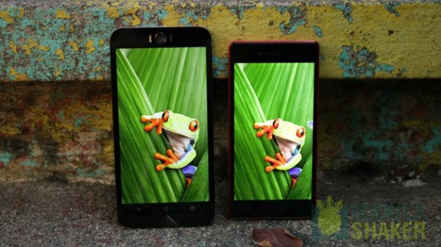 asus zenfone selfie vs lenovo vibe shot comparison benchmark speed camera review philippines price (14 of 14)