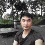 LG V10 camera selfie front