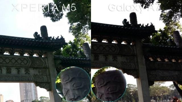xperia m5 vs galaxy a7 camera review comparison4