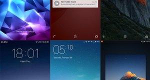 Android UI comparison review Zen fone, Sony Xperia, stock 6.0 marshmallow nexus, meizu flyme os, xiao mi, lenovo zuk lock screen