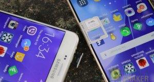 Samsung Galaxy A7 2016 vs A9 Comparison camera review 4