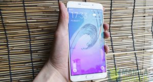 Samsung Galaxy A9 curved display