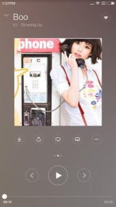Xiaomi-Redmi-Note-3-Pro-Musicplayer-screenshot-philippines
