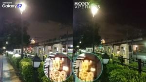 Samsung galaxy s7 vs sony xperia z5 camera review comparison philippines 11
