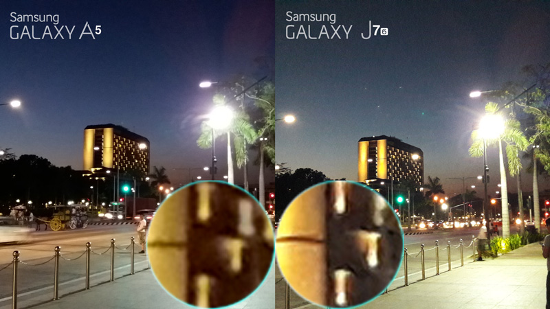 samsung galaxy a5 2016 vs galaxy j7 2016 camera review