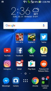 Asus Zenfone 3 Screen shots14