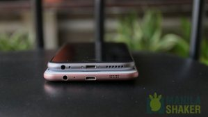 Samsung Galaxy C5 C7 Review vs iPhone 6s Comparison 6