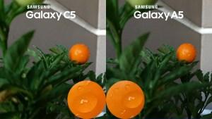 Samsung Galaxy C5 vs Galaxy A5 2016 Camera Review 1