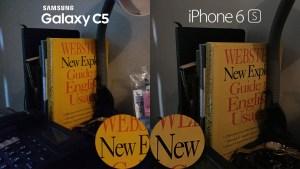 Samsung Galaxy C5 vs iPhone 6s Camera Review 4