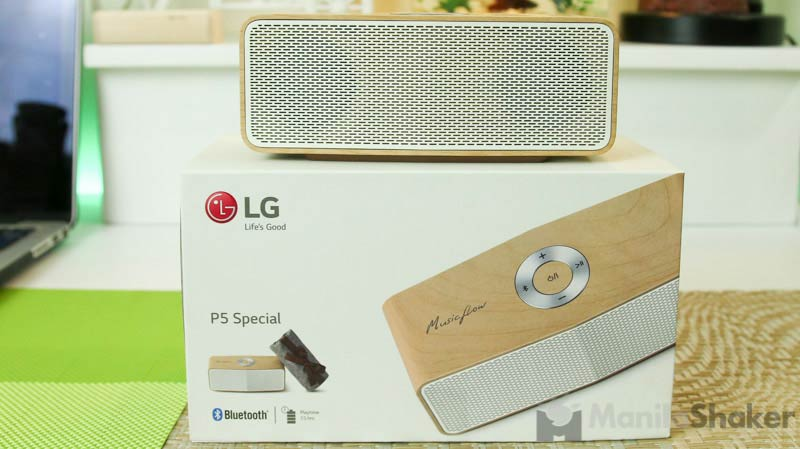 LG Sound 360, Music Flow P5 Special Unboxing + Review