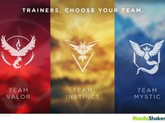 Pokemon GO tips tricks guides hack Philippines Teams Mystic Instinct Valor