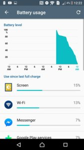 Sony Xperia XA Screenshot Android 6.0 Marshmallow OS review 11