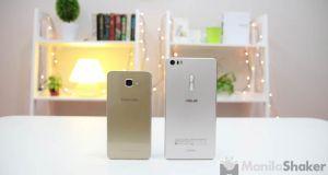 Asus Zenfone 3 Ultra vs Samsung Galaxy A9 Pro 2016 Review Comparison PH