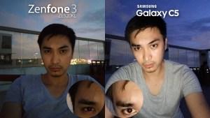 Asus Zenfone 3 vs Samsung Galaxy C5 camera Review comparison 10