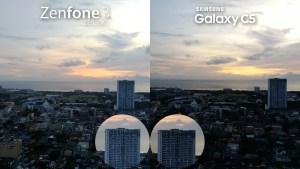 Asus Zenfone 3 vs Samsung Galaxy C5 camera Review comparison 7