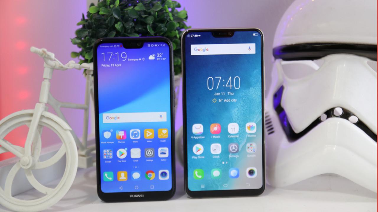 Huawei P20 Lite vs Vivo V9: Full Specs Comparison