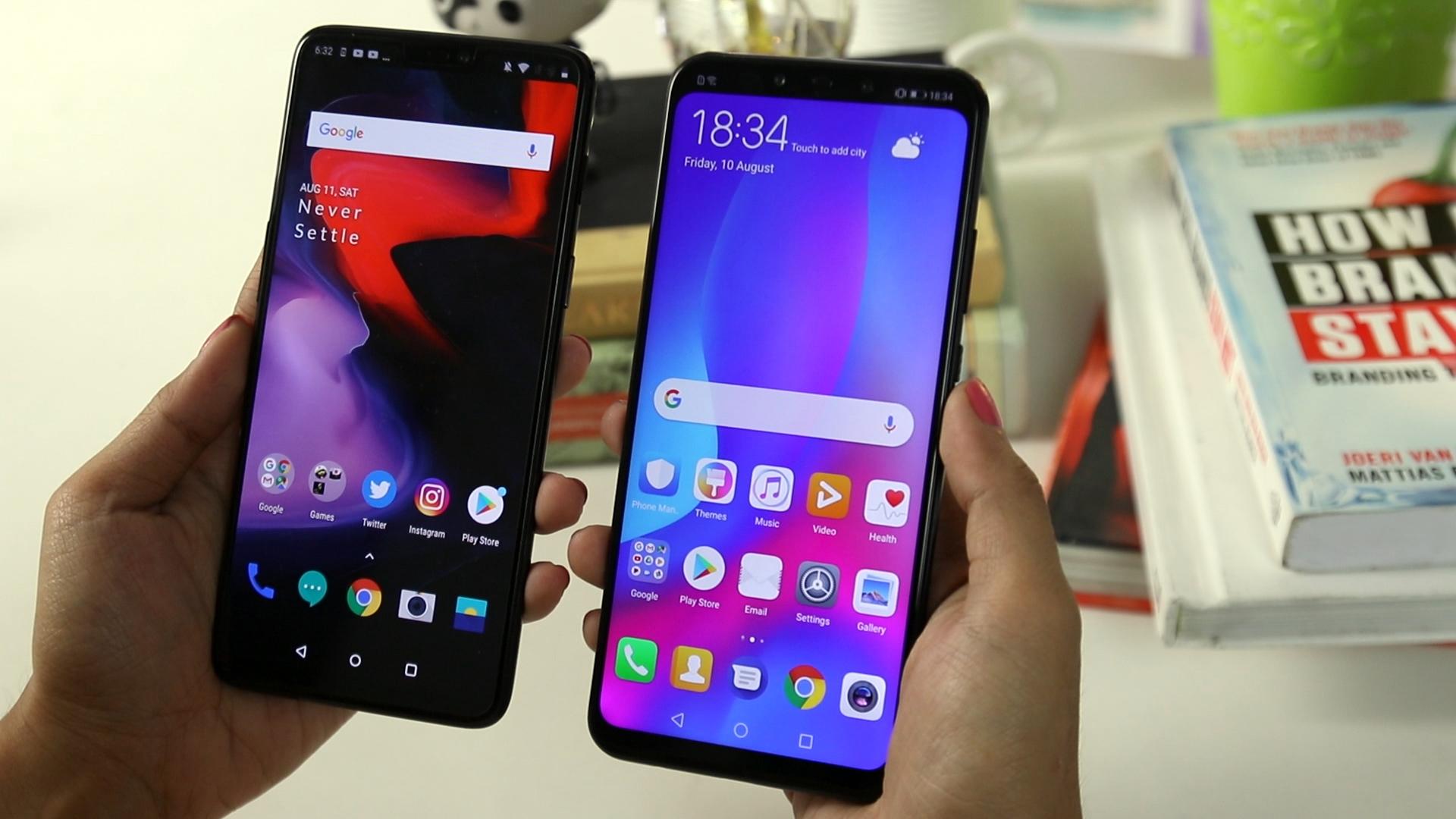 Huawei Nova 3 vs OnePlus 6 - Comparison Review