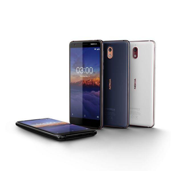 Nokia 3.1 Family