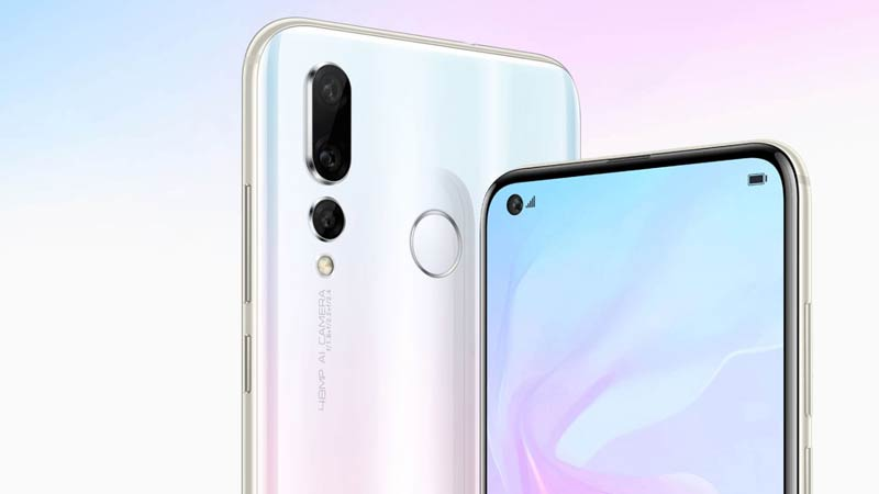 Huawei Nova 4 Officially Launched 48mp Camera In Display