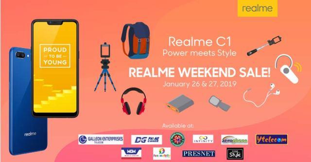realme-c1-philippines-2019-sale-promo