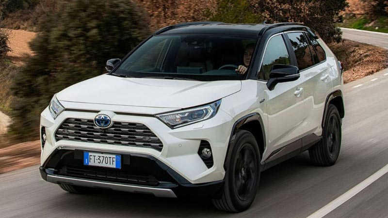 Toyota Philippines Price >> Toyota Rav4 2019 Launched With 200 Hp Power Sporty Design For P1 6m
