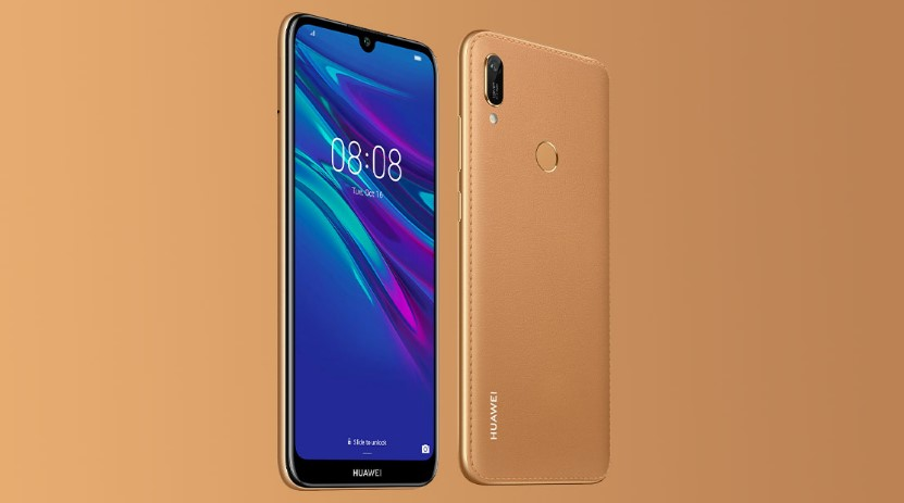 Huawei Y6 (2019) now official with 6 09 display, Helio A22 SoC