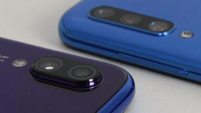 Redmi Note 7 vs Samsung Galaxy A50