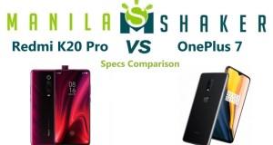 redmi-k20-pro-vs-oneplus-7-Specs-Comparison