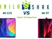 mi-cc9-vs-mi-9t-Specs-Comparison