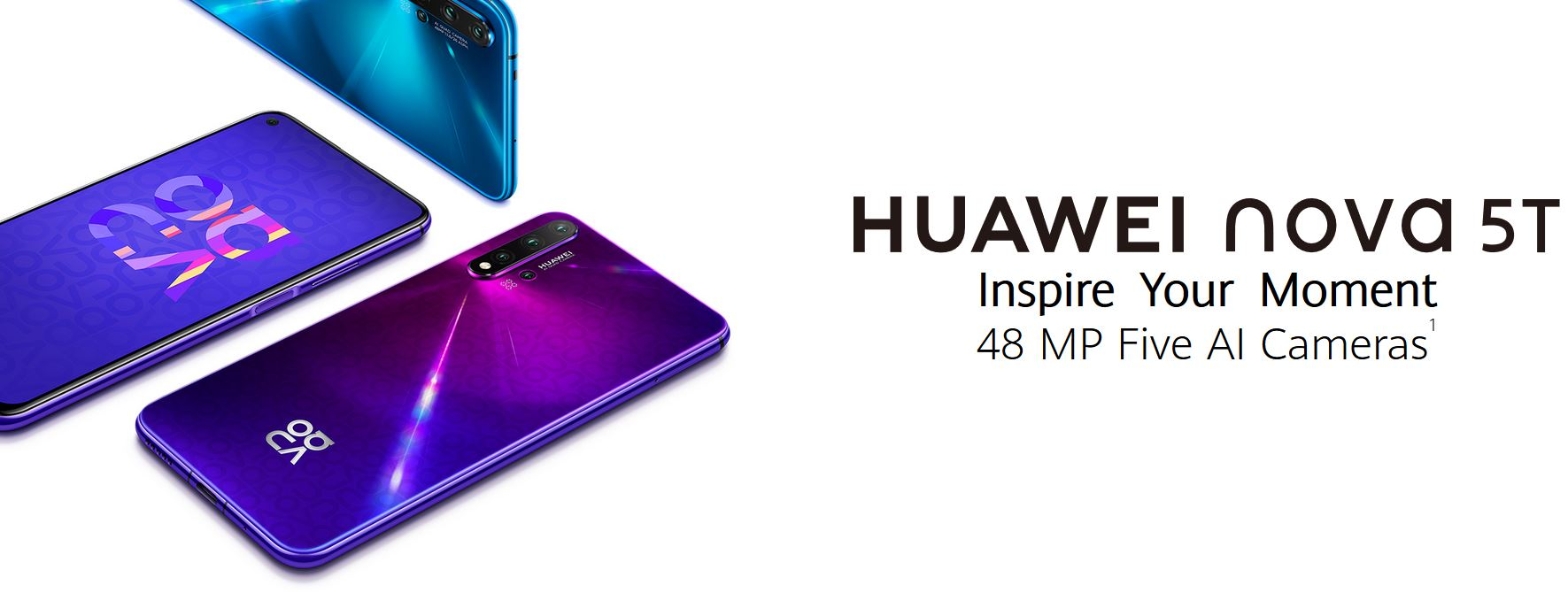 Huawei Nova 5t With Kirin 980 5 Cameras Goes Official For
