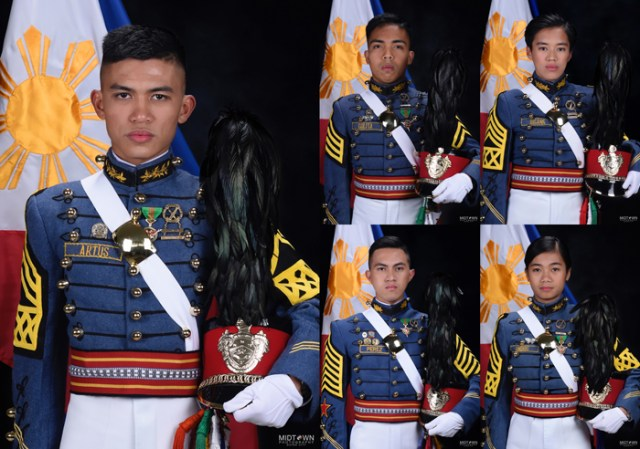 Negros lad leads PMA '21, 4 female cadets in Top 10