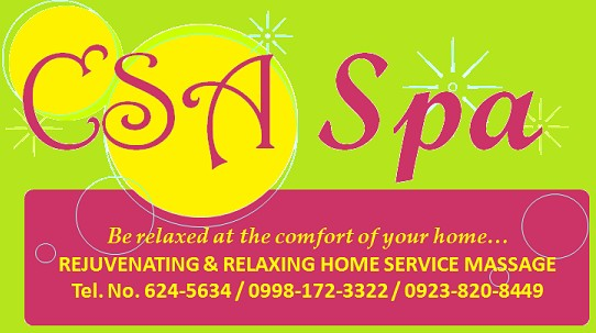 CSA Spa Antipolo