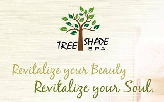 Tree Shade Spa in Escario