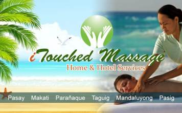 itouched massage home hotel service makati pasay taguig philippines image 1