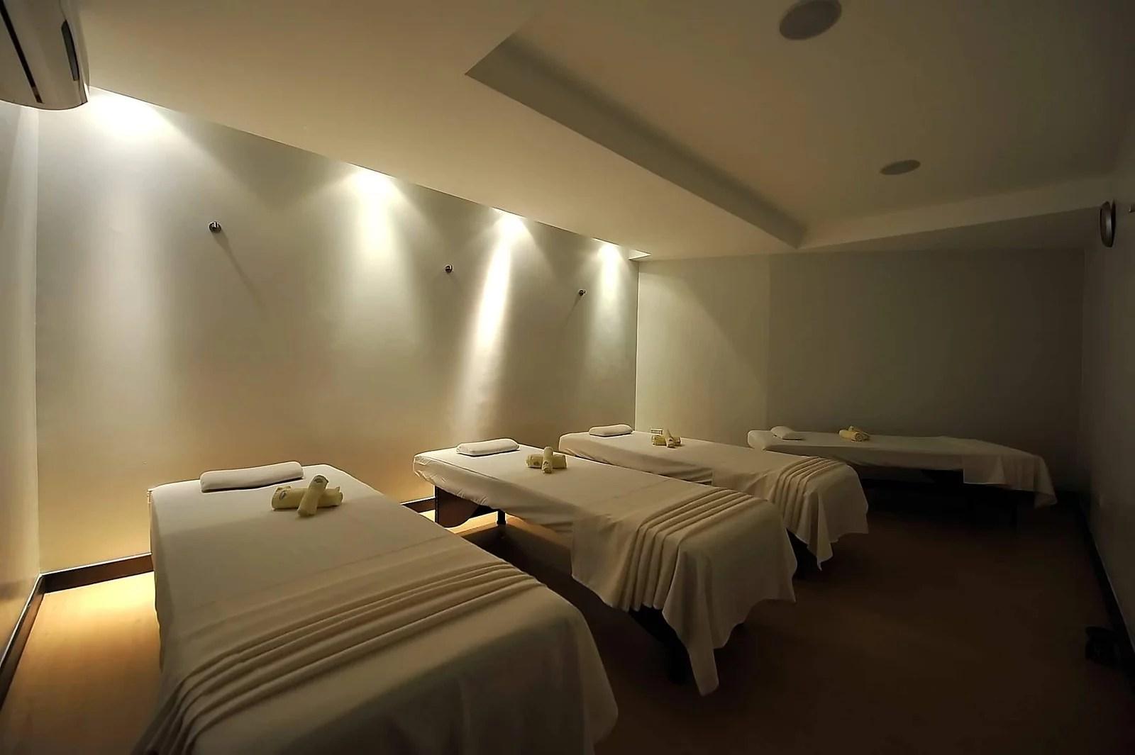 Male massage manila Touch of