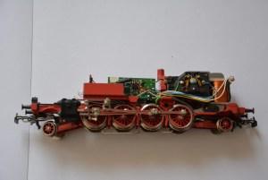 Modelleisenbahn-Reparatur-Service Lokwerk