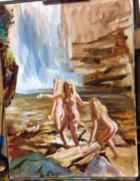 Three Muses 6